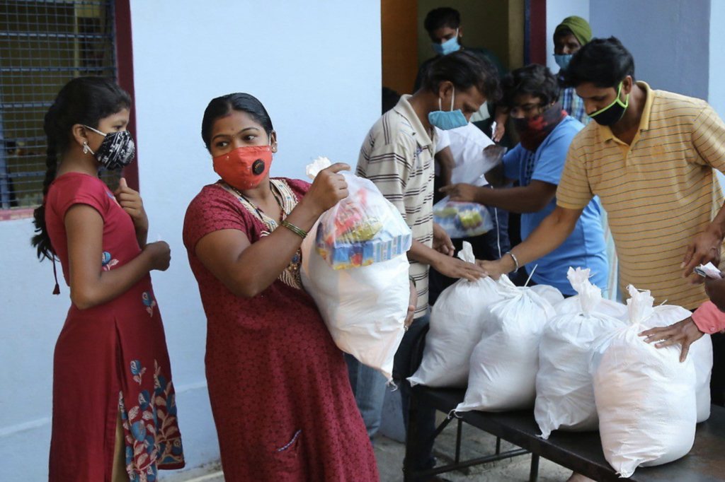 Global Hunger Relief Brings Food to South Asia's Most Vulnerable